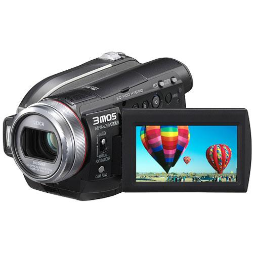 panasonic hdc hs 100 video camcorder product review. Black Bedroom Furniture Sets. Home Design Ideas