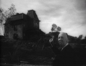 alfred hitchcock psycho movie