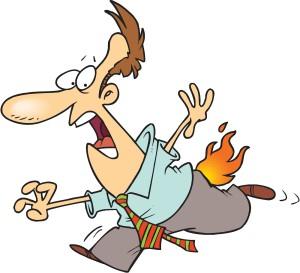 liar lair pants on fire cartoon drawing