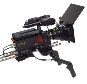 Gold Phantom high end video camera