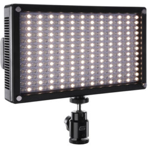 led light for video production