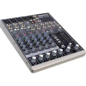 mackie audio mixer