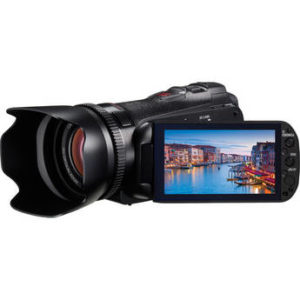Canon Vixia hf g10 video camera