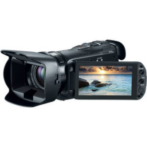 Canon vixia hf g20 video camera