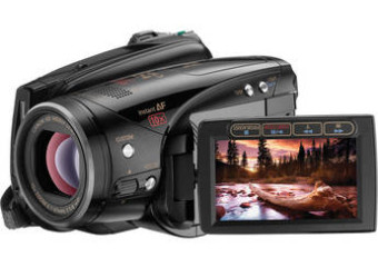 Canon Vixia HV40 Video Camcorder Review