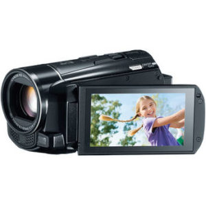 Canon Vixia HF M500 Video Camcorder Review