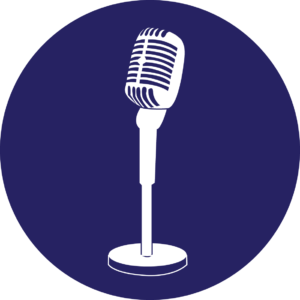 microphone icon for audio