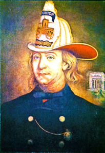 ben franklin firefighter