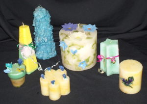 homemade candles lorraine grula