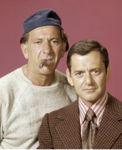 the odd couple tv show 70s Jack Krugman and Tony
